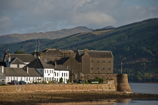 Touring Argyll & Bute in your own home-from-home