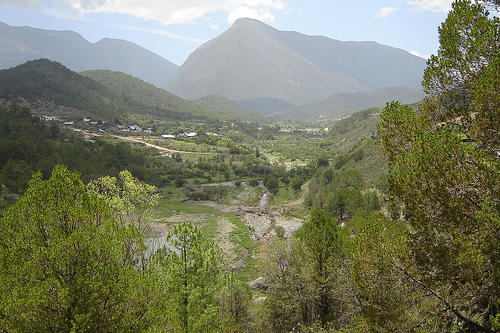 Sierra Madre, Mexico