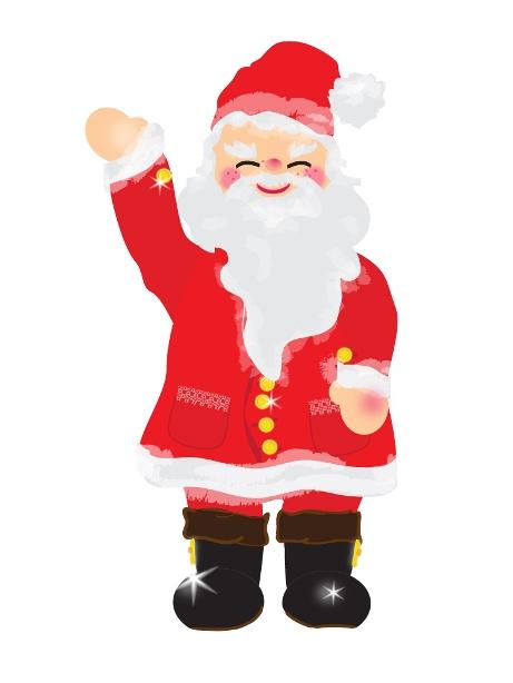 Santa coming to town