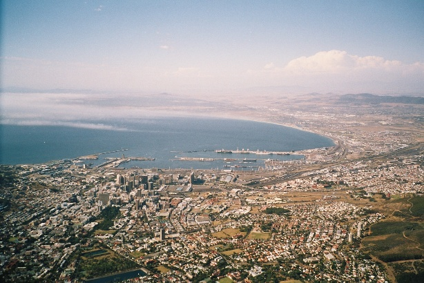 A tour around Cape Town
