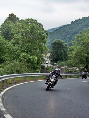 Five great holiday spots for the motorbike enthusiast
