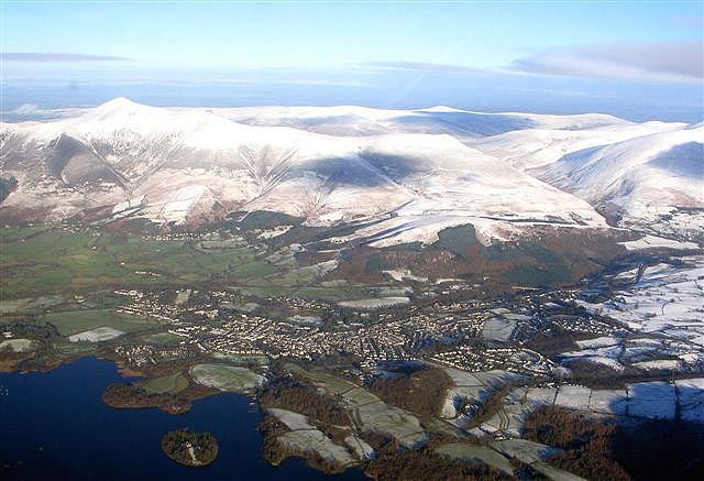 Great Wintertime Activities in Britain's Lake District